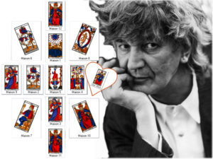 Portrait Tarot de Jacques Higelin